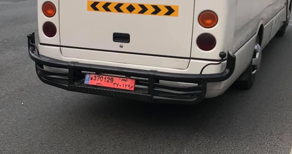 سائق باص يعتدي بالضرب مرتين على سيدة أجنبية في بيروت
