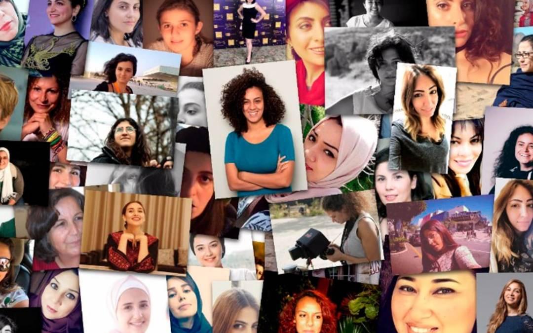 أول دليل رقمي يجمع أعمال وإنجازات النساء العاملات في قطاع صناعة الأفلام في العالم العربي