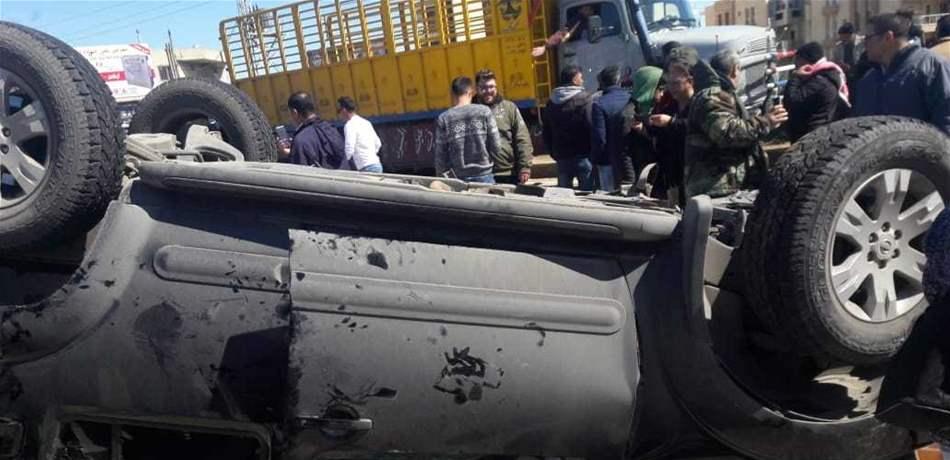 حوادث السير في لبنان سببها قيادة الذكور