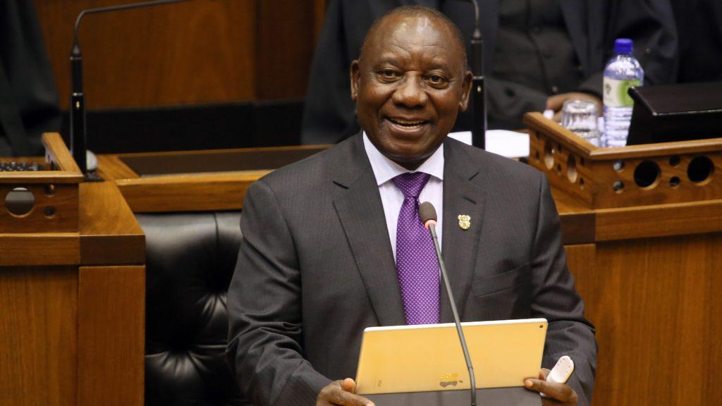 جنوب أفريقيا تتمكن من تحقيق المساواة بين الجنسين حكومياً