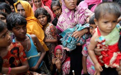 فتيات الروهينغا أمام خيارين القتل أو الاتجار بهن