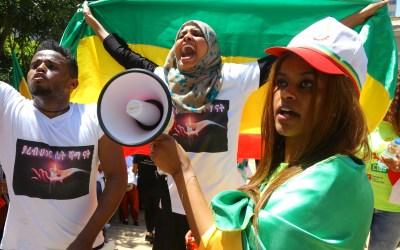 بالصور والفيديو: شوارع بيروت ملك عاملاتها وعمّالها الأجانب في يومهم\ن العالمي