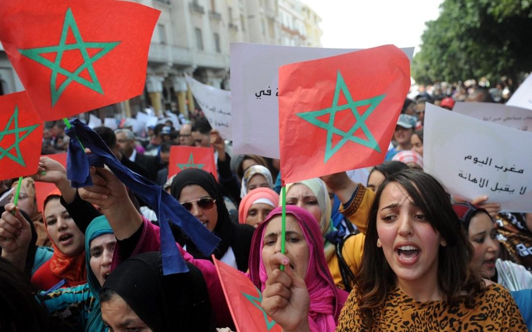 55% من نساء الممكلة المغربية يتعرضن للعنف