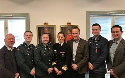 لأوّل مرة في حلف الناتو… امرأة تنال عضوية اللجنة العسكرية