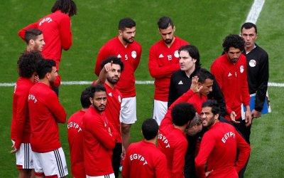لاعبو المنتخب المصري …روح رياضية عالية في حماية التحرش
