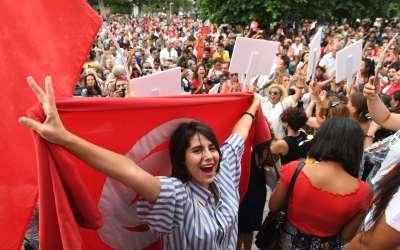 هل اقتربت المرأة التونسية من الوصول إلى كرسي الرئاسة؟