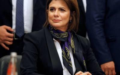 وزيرة الداخلية ريا الحسن للوزير جبران باسيل «أنا ما حدا بيهددني»