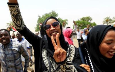 الإعلان الدستوري السوداني الجديد يلغي كافة القوانين التمييزية بحق النساء
