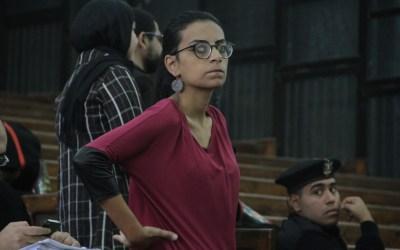 استمرار توقيف المحامية المصرية ماهينور المصري وسجنها للمرة الثالثة