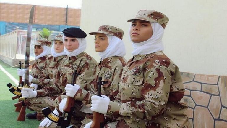 السعودية تسمح للنساء بالإنضمام إلى السلك العسكري