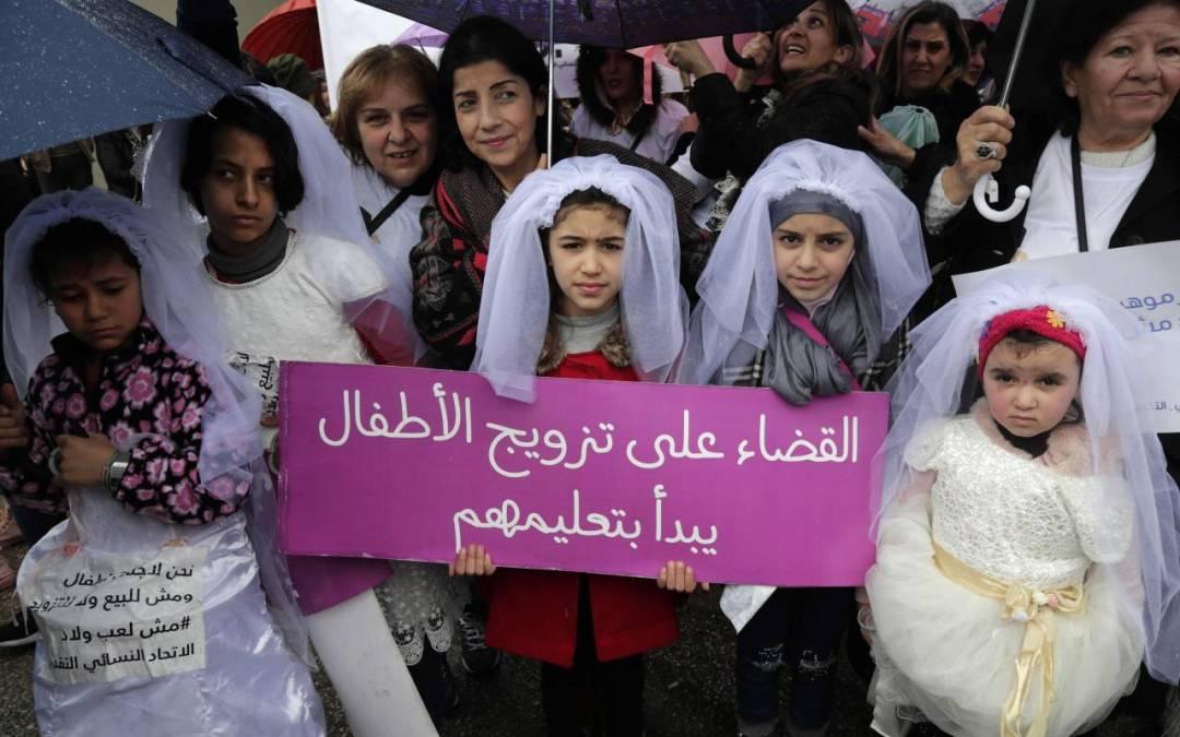 في اليوم العالمي للفتاة… لبنان يتقاعس عن حمايتها من التزويج المبكر