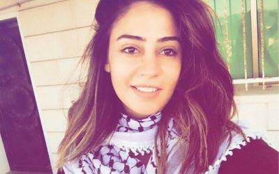 هبة اللبدي مستمرة في مواجهة قوات الاحتلال بإضرابها المفتوح عن الطعام لأكثر من 40 يوماً