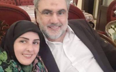 صدور حكم بحبس طليق غدير نواف الموسوي وتسليم الولدين إلى والدتهما