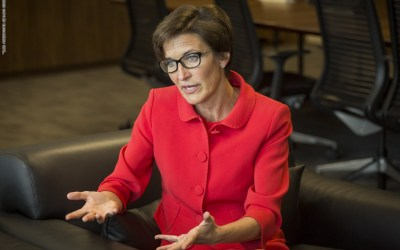 جين فريزر أوّل إمراة تنجح في ترؤس رابع أكبر بنك في الولايات المتحدة الأميركية