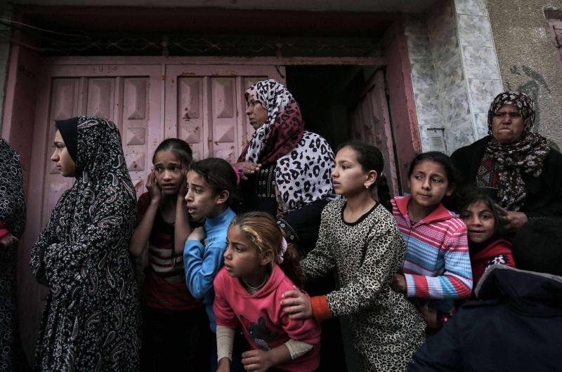 دعوات لإغاثة النساء الفتيات في قطاع غزة من تداعيات كوفيد19
