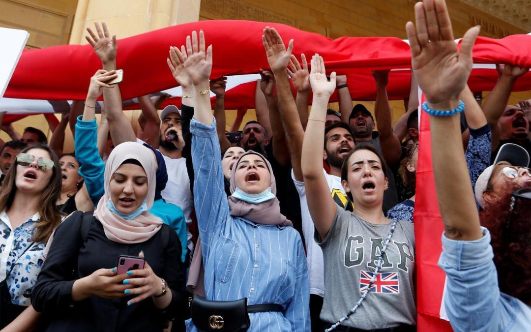 توالي ردود الأفعال الغاضبة على كلام وزير الداخلية محمد فهمي المسيء للنساء في لبنان