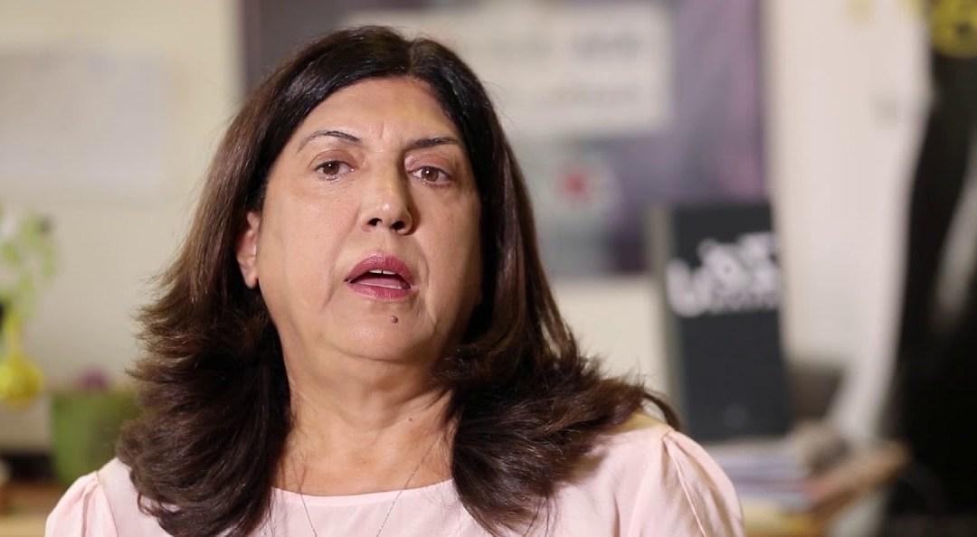 «جائزة حقوق الإنسان ودولة القانون» للناشطة ومديرة منظمة «كفى» زويا روحانا