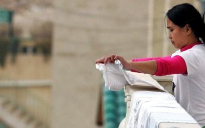 عاملات من الجنسية الفيلبينية سافرن إلى دبي للعمل فوجدن أنفسهنّ في سوريا معروضات للبيع!