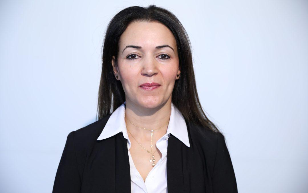 اعتداء على النائبة زينب السفاري تحت قبة البرلمان التونسي!