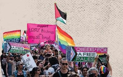 """هكذا يستخدم الاحتلال الاسرائيلي """"الغسيل الوردي"""" للتغطية على جرائمه وعنصريته!"""