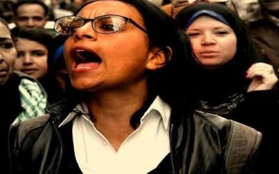 الإفراج عن المحامية المصرية المعتقلة في السجون المصرية ماهينور المصري