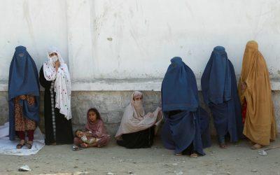 إقصاء النساء عن تشكيلة حكومة حركة طالبان في أفغانستان