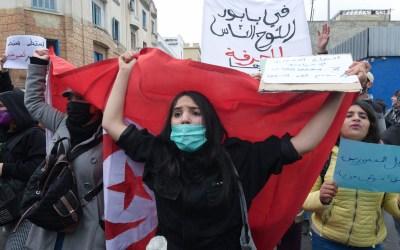 مكتسبات النساء والفتيات التونسيات في خطر