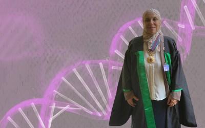 """""""متلازمة زكي"""".. إطلاق اسم باحثة مصرية على حالة جينية تصيب الأطفال"""