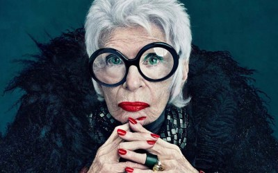IRIS APFEL GERIATRIC STARLET FASHION ICON CRUSH