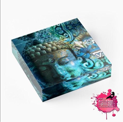 Buddha's Mystery Art Prism