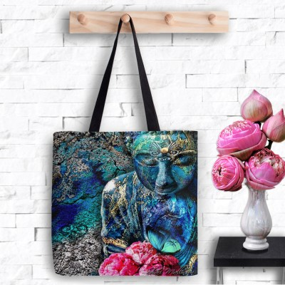 Water Buddha, Tote Bag