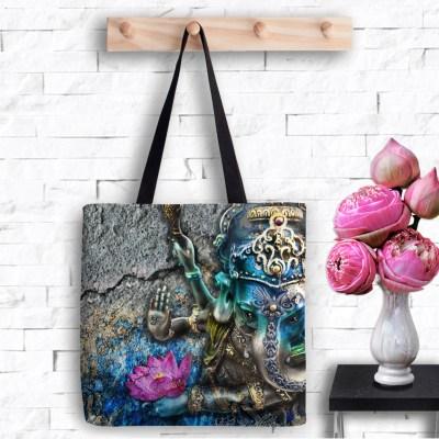 Water Ganesh, Tote Bag