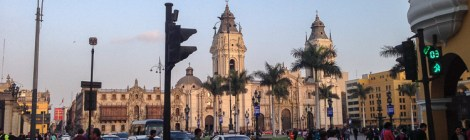Squeezing in the Sights: Lima, Peru