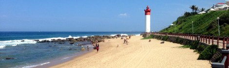 A Beach Holiday in Umhlanga