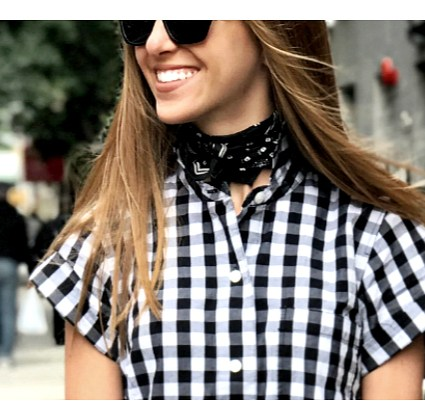 Style for all Generations: Gaga for Gingham