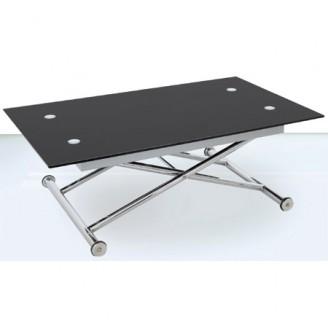 table de salon qui se releve