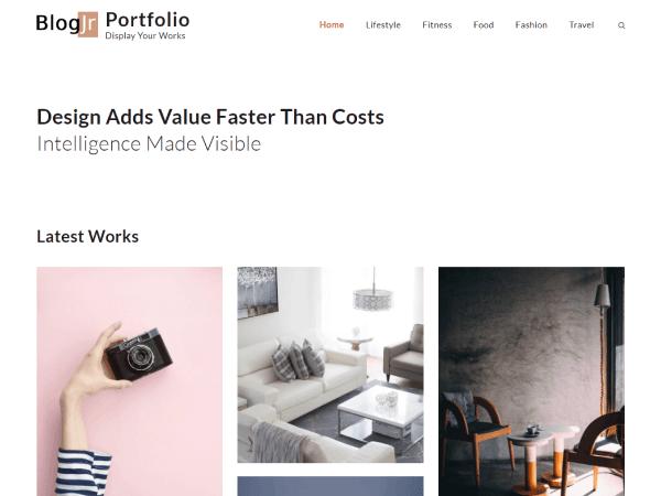 BlogJr Portfolio