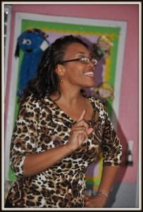 Sharm Speaking @ St. Cecelias 2
