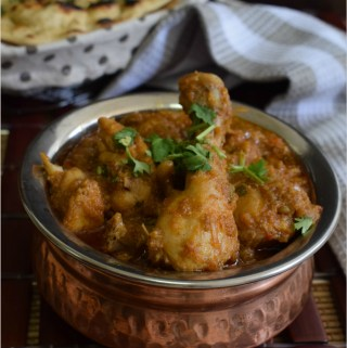 Kadai Chicken Recipe | Restaurant Style Chicken Karahi
