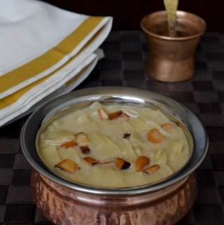 Ada Pradhaman Recipe | Kerala Onam Sadya Recipe