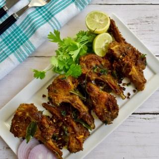 Spicy Mutton Chops