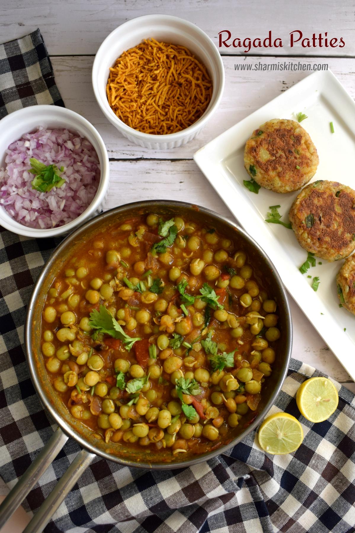 Ragada Pattice Recipe | Sante Blog