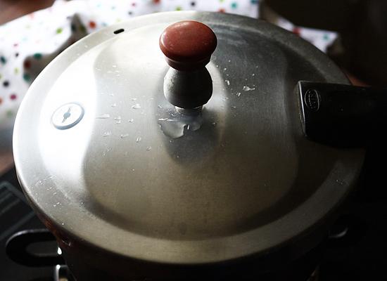tandoori aloo gravy recipe let pressure release