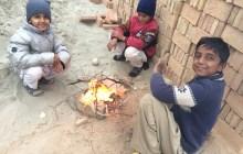 Pakistan Youth Defy Fear Watching Cricket