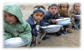 Afghan begging