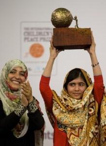 Netherlands Malala Honored