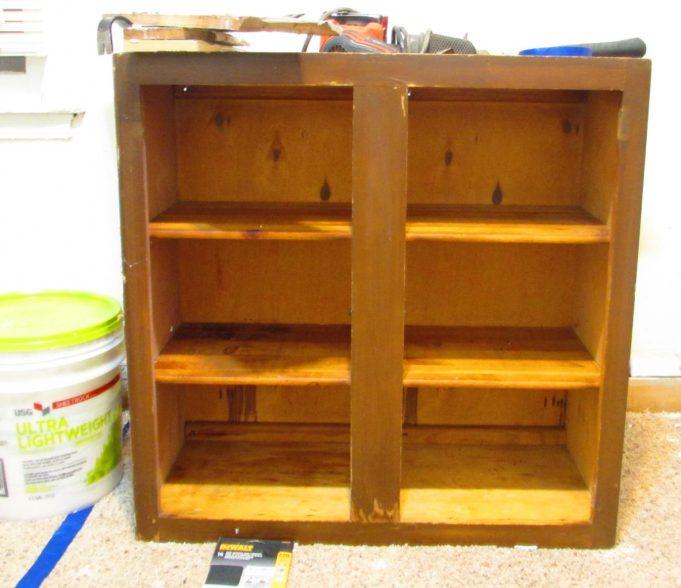five dollar cabinet
