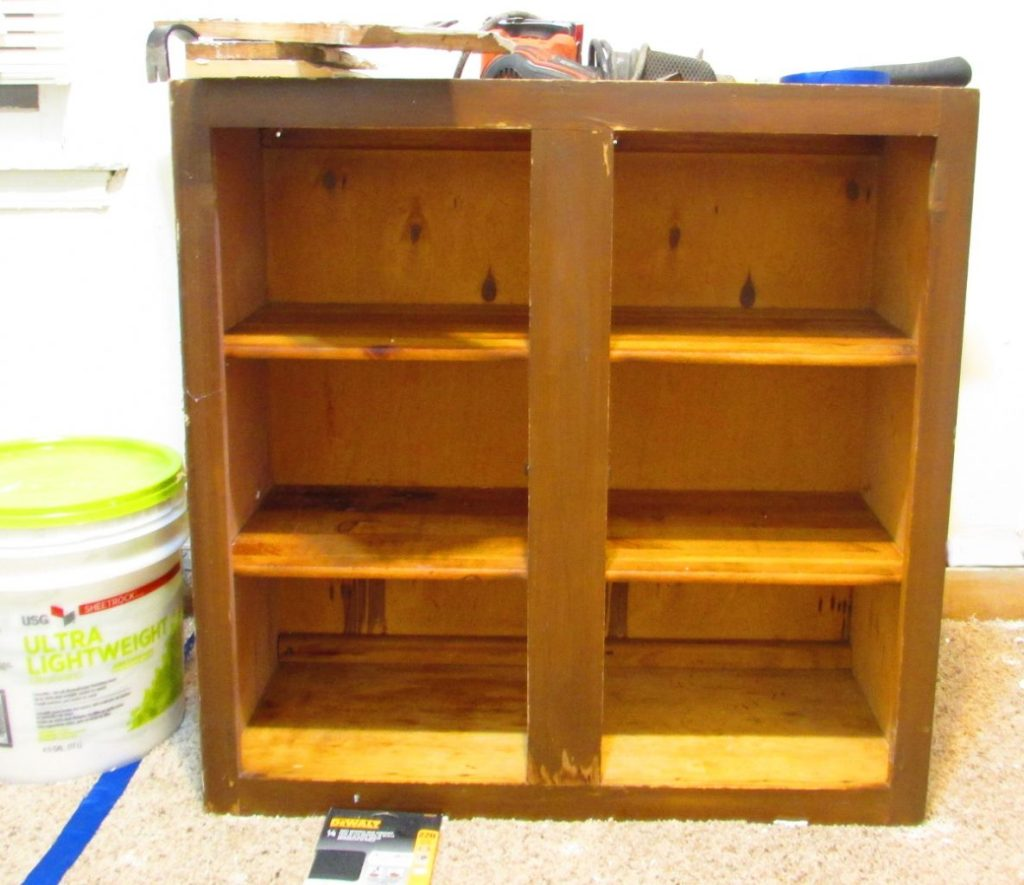ReStore cabinet