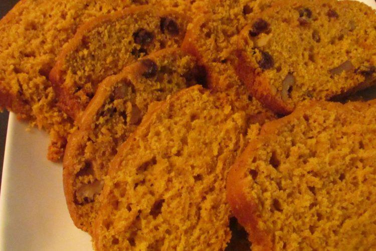 Your New Favorite Pumpkin Bread