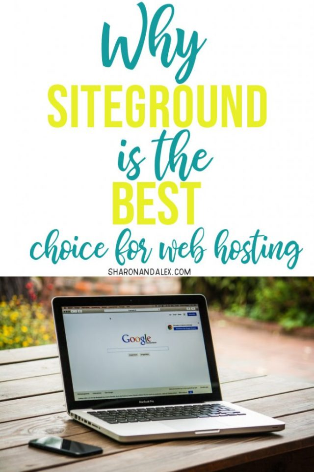 Are you looking for web hosting for your website or blog? SiteGround has fantastic customer service, awesome speeds and security. Click through to find out more about why you should choose SiteGround for your web hosting.